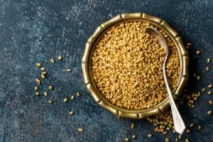 Make a paste with Fenugreek for knee pain remedies