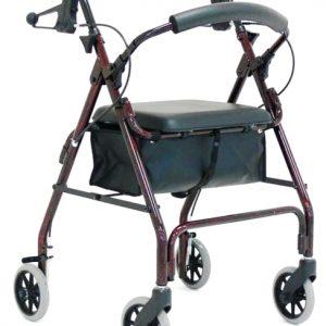 redgum walker seat