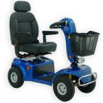 Shoprider Scooter TE9 Allrounder_Blue