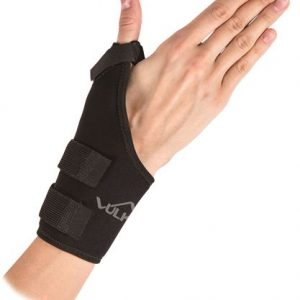 Wrist and thumb brace