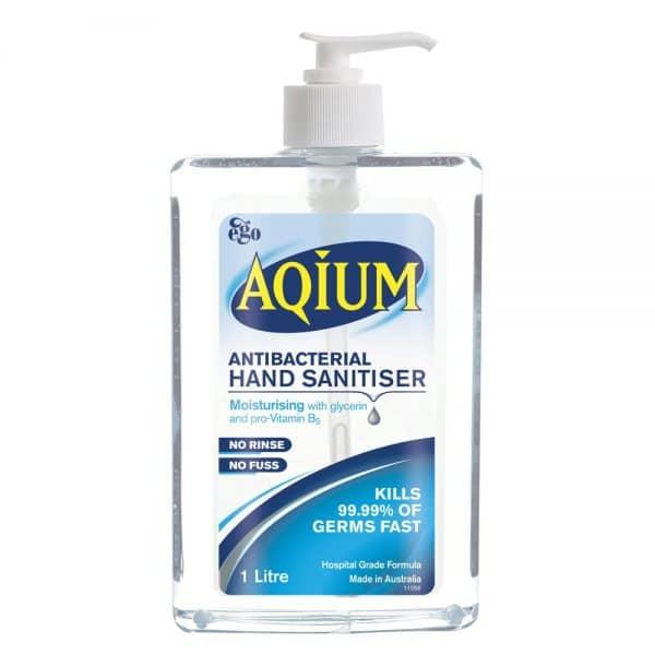 Aqium Antibacterial Hand Sanitiser